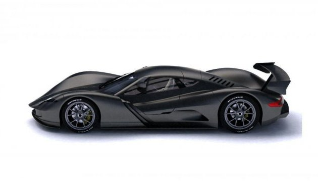 Япония представит самый быстрый в мире электромобиль