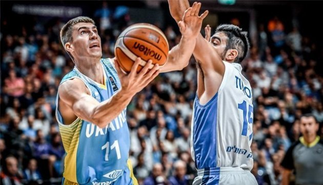 Ukraine beats Israel, reaches Eurobasket 2017 playoffs