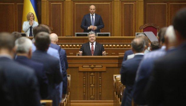 Президент не виключає референдуму щодо вступу до ЄС і НАТО