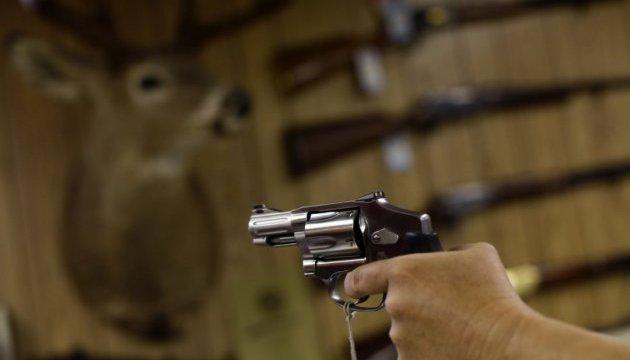 У Києві проходить місячник боротьби з незаконним обігом зброї