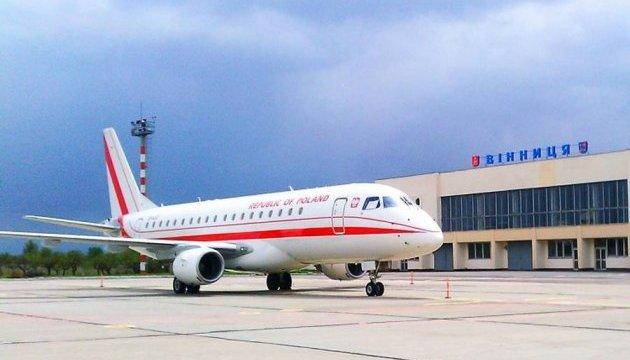 Винницкому аэропорту выделили 200 миллионов на реконструкцию