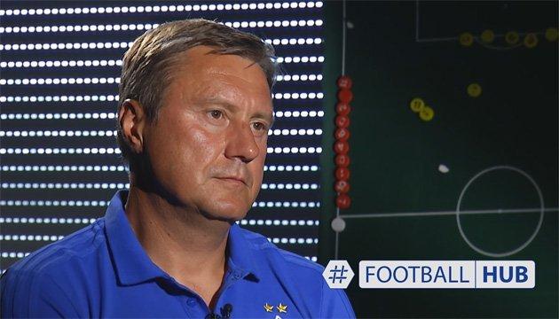 Хацкевич: Рибалці важко грати в той футбол, у який грає
