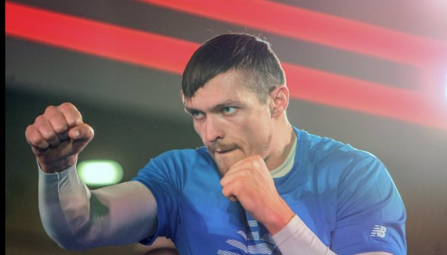 World Boxing Super Series: Usyk will alle Titel auf sich vereinen