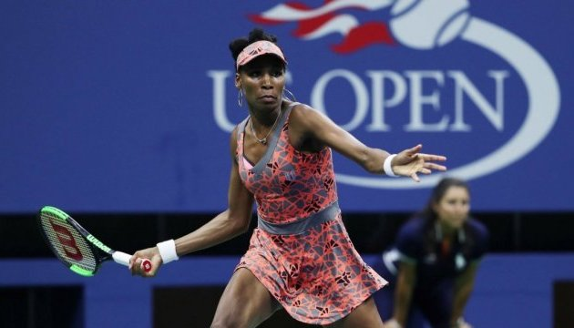 US-Open-2017: Вільямс-старша не пробилася у фінал