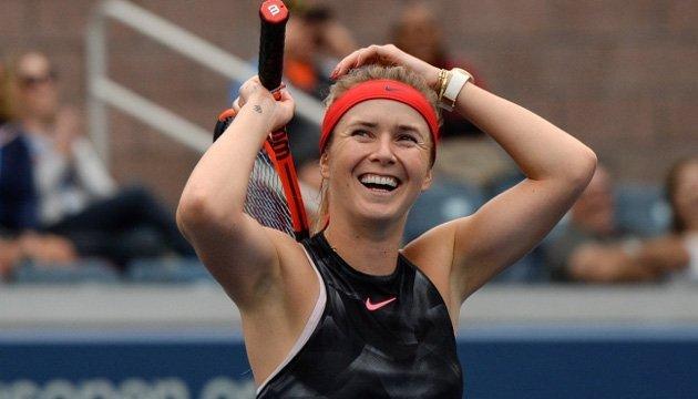 Теніс: Світоліна гарантувала собі третє місце у рейтингу WTA за підсумками US Open