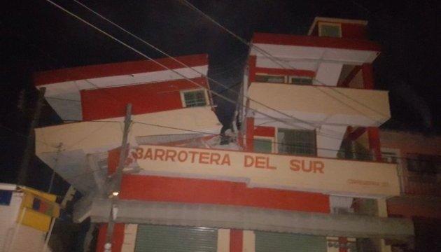Кількість жертв землетрусу в Мексиці зросла до 58