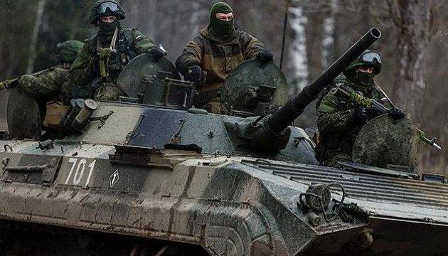 Kriegstheater Weißrussland: Kreml probt großen Krieg