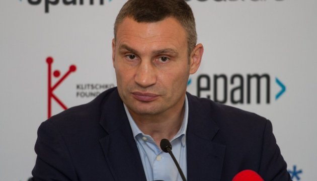 Kyiv 100% provided with coal reserves – Mayor Klitschko