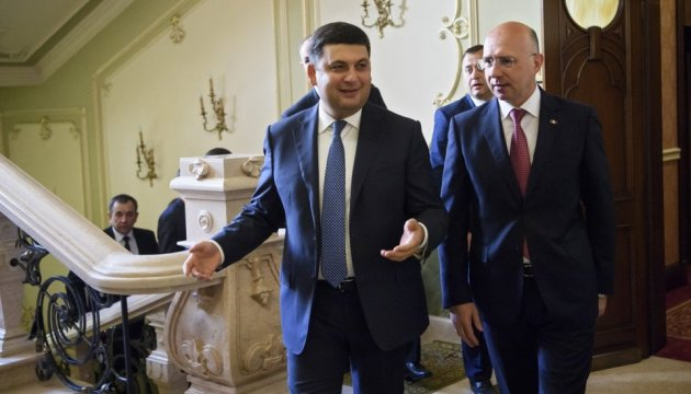 Ukraine should develop its logistics – Groysman