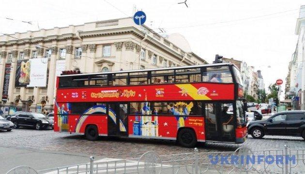 Киев вернул докризисные показатели количества иностранных туристов