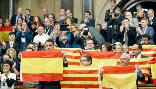 Іспанія – не Росія, а Каталонія – не Чечня