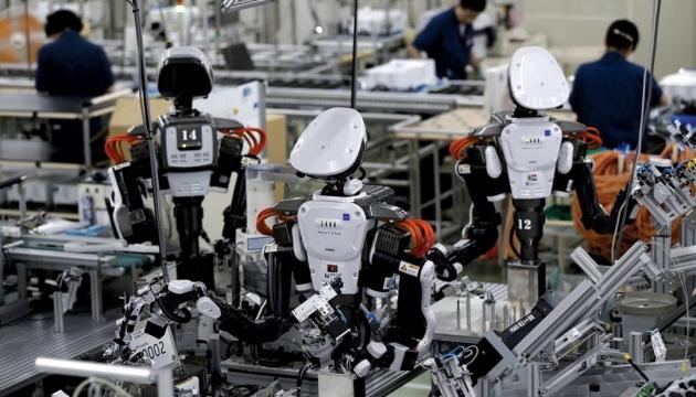 Японські компанії замінять роботами 30 тисяч працівників