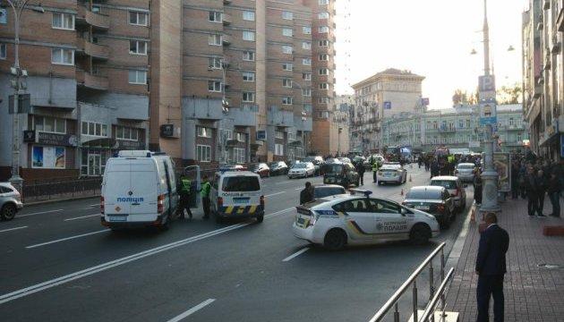 Вибух авто в центрі Києва може бути перекваліфікований як теракт