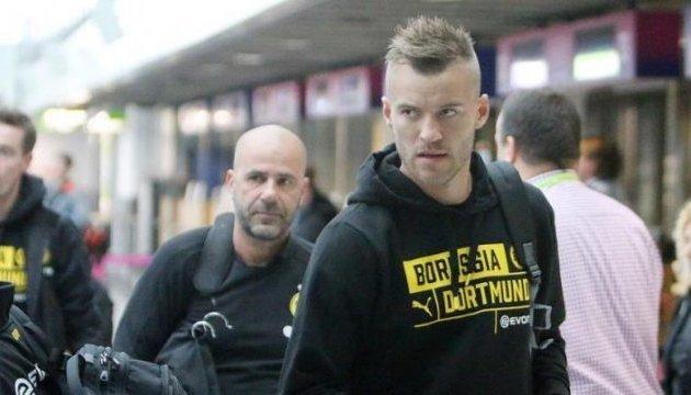 Ярмоленко у складі «Боруссії» поїхав на матч з «Фрайбургом»