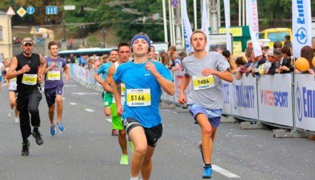 У столиці змінять рух транспорту у зв'язку з проведенням «Intersport Ukraine Run»