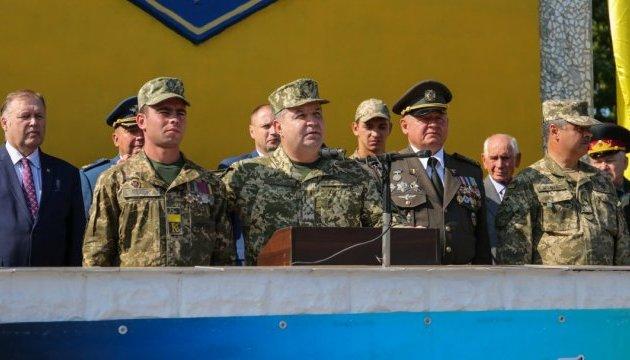 Полторак: Харків здатний забезпечити якісну підготовку танкістів