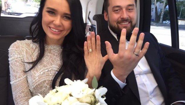Старший син генпрокурора Луценка одружився
