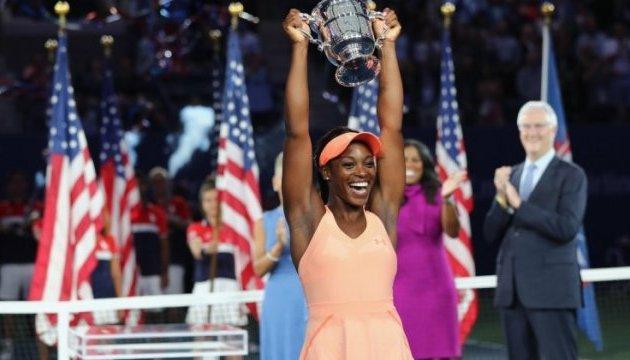 US Open-2017: Американка Слоун Стівенс сенсаційно виграла турнір
