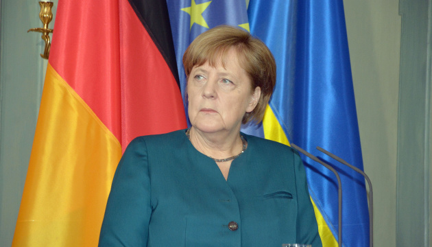 Peace in Donbas to be one of tasks of German government – Merkel