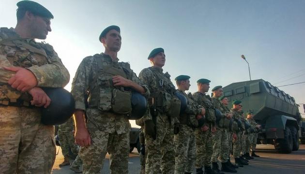 В Украине отмечают День пограничника