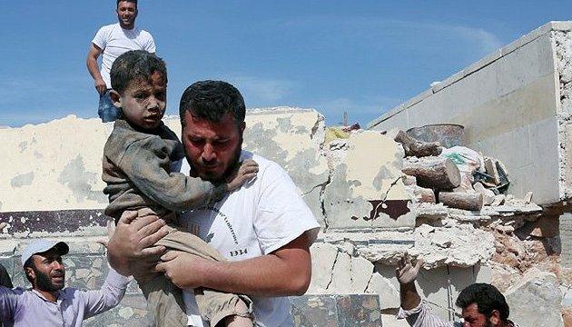 Канада обвинила Россию в преступлениях против человечности в Сирии