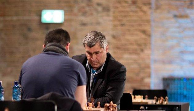 Українець переміг 14-кратного чемпіона світу з шахів росіянина Крамника
