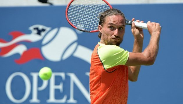 Теніс: Долгополов піднявся на 12 позицій у рейтингу АТР