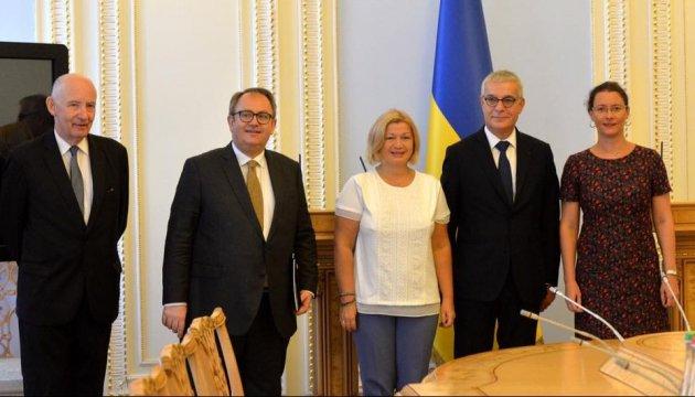 Des sénateurs français se rendront dans le Donbass pour la première fois
