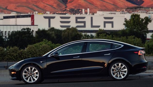 Tesla построит завод в«Поднебесной»