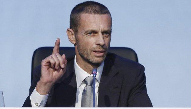 Президент УЄФА: Ми готові виключити «ПСЖ» з єврокубків