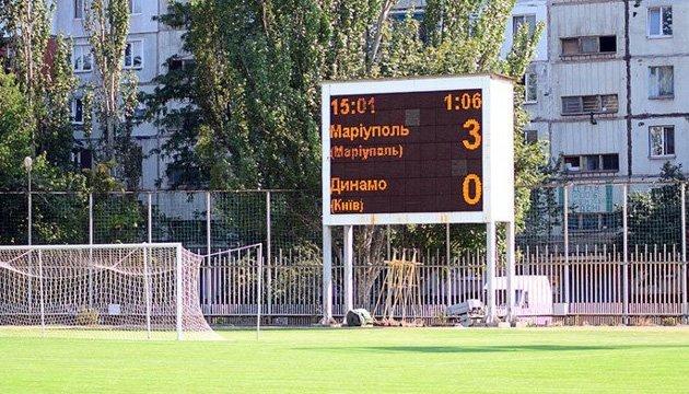 Футбол: київському
