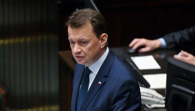 Глава Міноборони Польщі: Росія вже офіційно атакує Україну