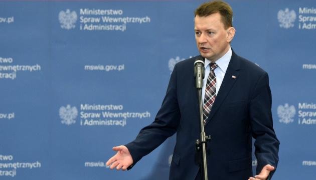 Польський міністр оборони хоче подвоїти кількість солдатів у країні