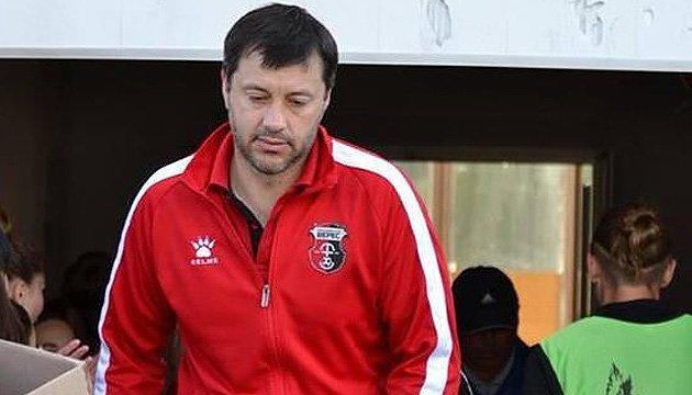 Футбол: Вірт – кращий тренер 8-го туру української Прем'єр-ліги