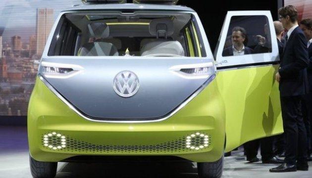 Volkswagen обіцяє перевести на електрику всі свої моделі