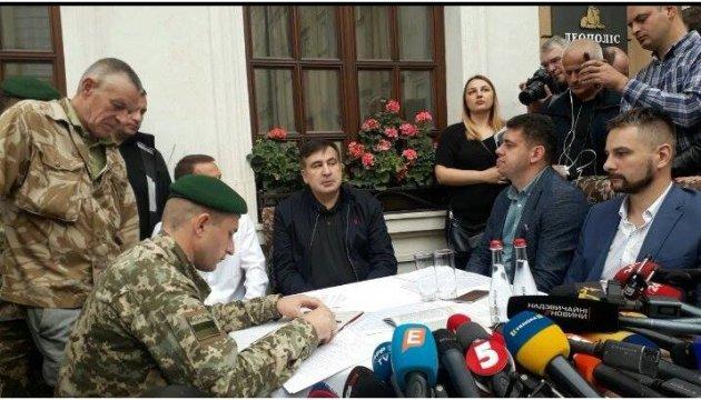 Адвокаты объяснили, почему до сих пор не начали судиться за паспорт Саакашвили