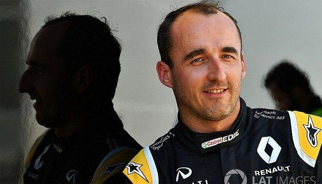 Формула-1: Кубіца розірвав контракт з Renault