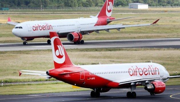 Пассажиры Air Berlin не могут вылететь из-за забастовки пилотов
