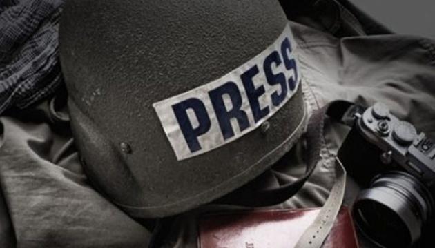 НСЖУ даст журналистам бронежилеты для работы в зоне АТО