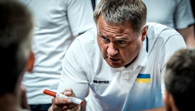 Євген Мурзін: Баскетбольна збірна України поступово прогресує