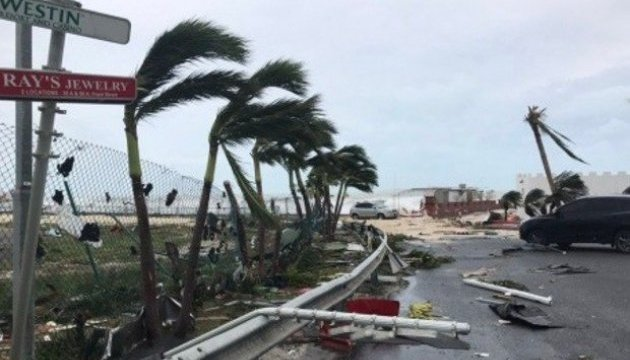 Hurricane Irma: Two Ukrainians evacuated from St Martin island in the Caribbean