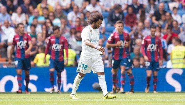 Футбол: Марсело дискваліфікований на два матчі за удар ногою в голову