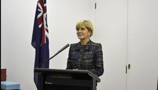 Ігнорування КНДР міжнародних законів становить загрозу Австралії – Джулі Бішоп