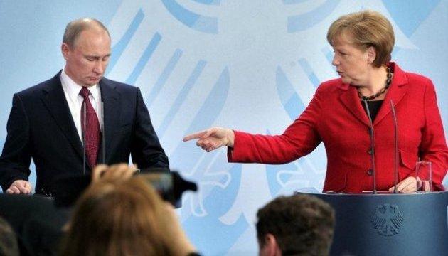 """У МЗС розраховують, що Меркель спонукає Кремль виконати домовленості """"Норманді"""""""