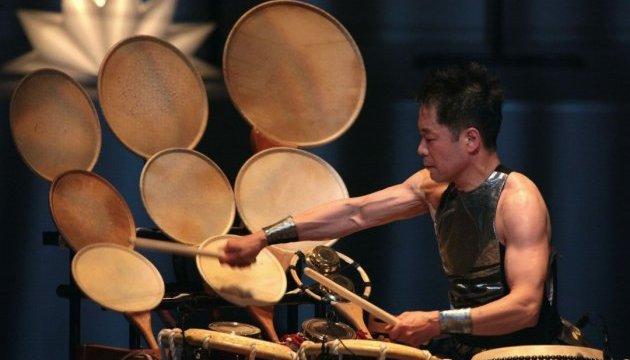 Концерт японських барабанщиків відбудеться у Києві