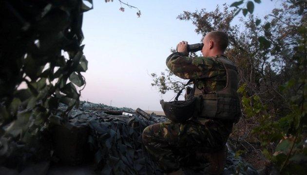 Доба в АТО: 31 обстріл, бойовики гатять із важкої артилерії