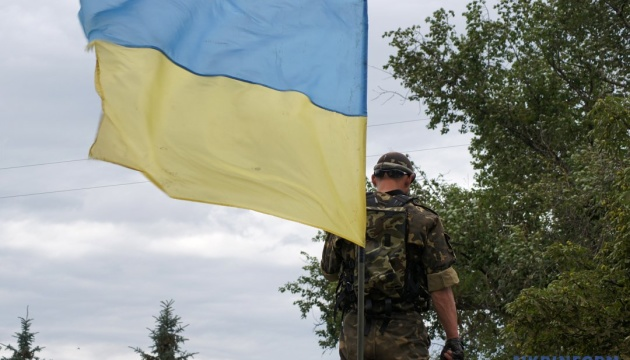 Militants launched nine attacks on Ukrainian troops in Donbas in last day