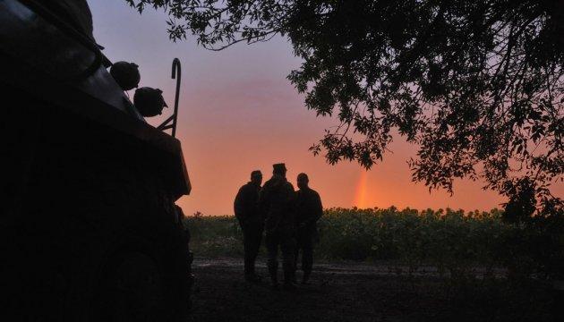 АТО: під Новоселівкою-2 поранений український військовий