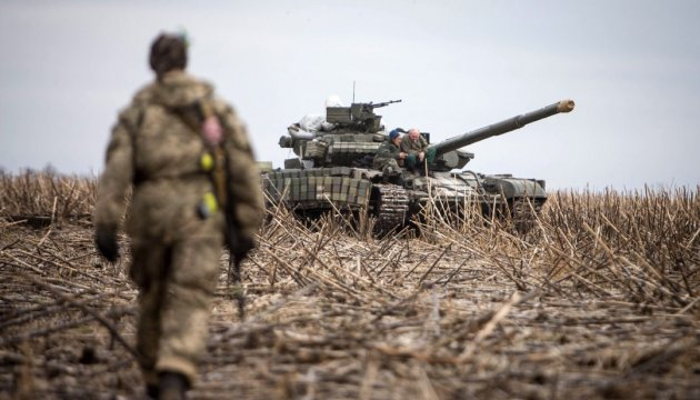 One Ukrainian soldier killed, two were wounded in Donbas over past day