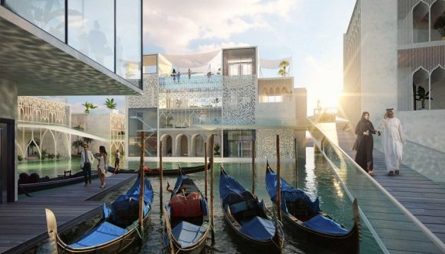 Біля Дубая з'явиться плавучий підводний курорт
